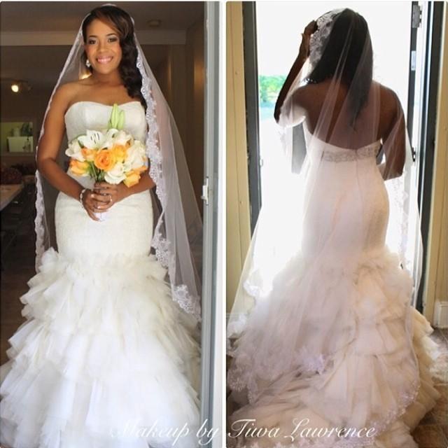 Mermaid Sweetheart Sleeveless Luxury Plus Size Wedding Dresses Court