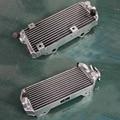 For Suzuki DRZ/DR-Z 400 S/SM DRZ400S/DRZ400SM 2000-2008 Aluminum alloy radiator for For Suzuki DR-Z400S 2011-2012