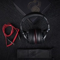 Oneodio Professional Studio DJ Headphones With Microphone Over Ear Wired HiFi Monitors Headset Foldable Gaming Earphone For PC