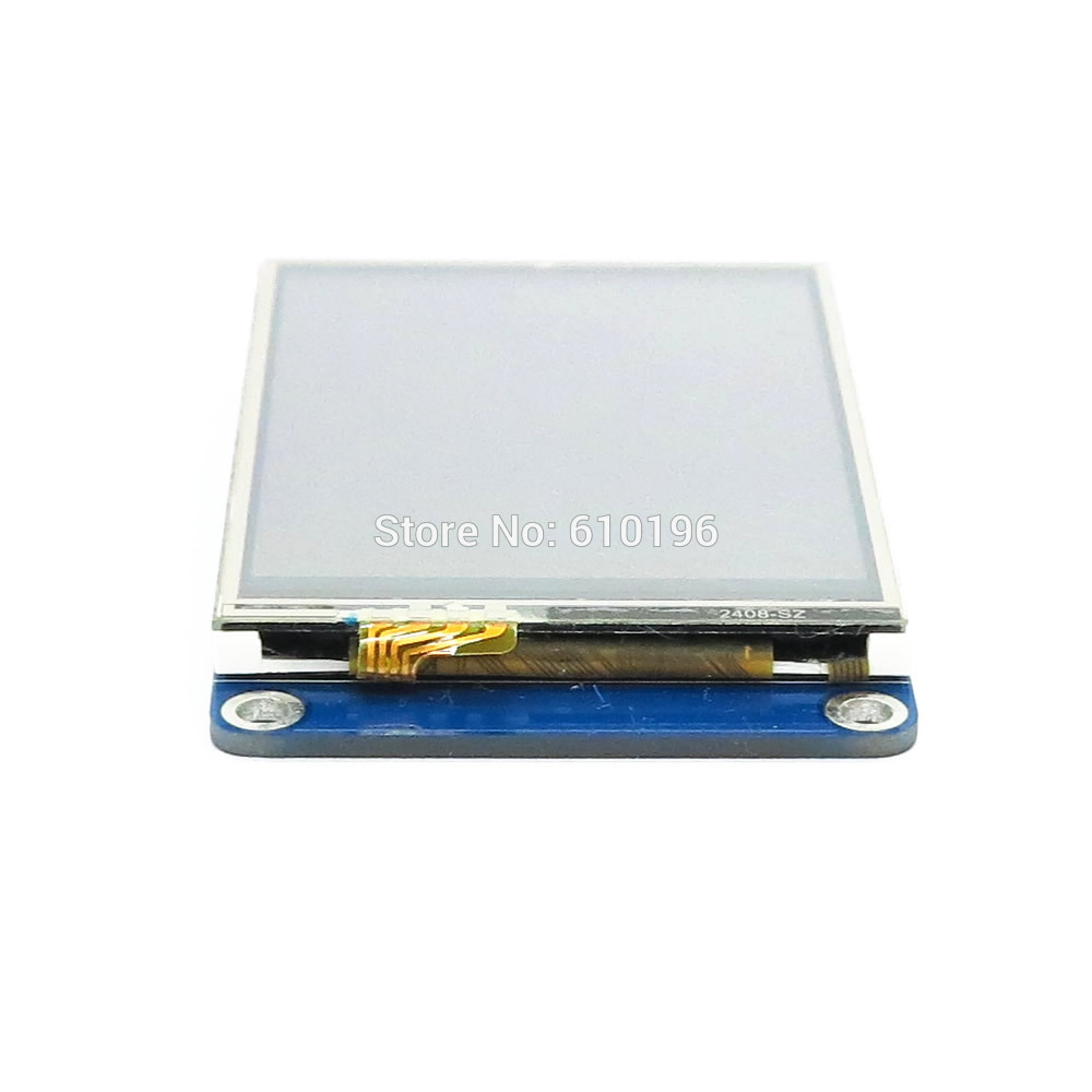 "Image 4 - Aihasd English Nextion 2.4"" TFT 320 x 240 Resistive Touch Screen UART HMI Smart raspberry pi LCD Module Display For Arduino TFTdisplay for arduinomodule displaylcd module display -"
