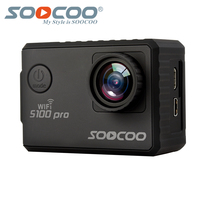 SOOCOO S100 Pro 4K 24fps 2K 30fps Wifi Touch Screen Action Camera 1080P Full HD Gyro