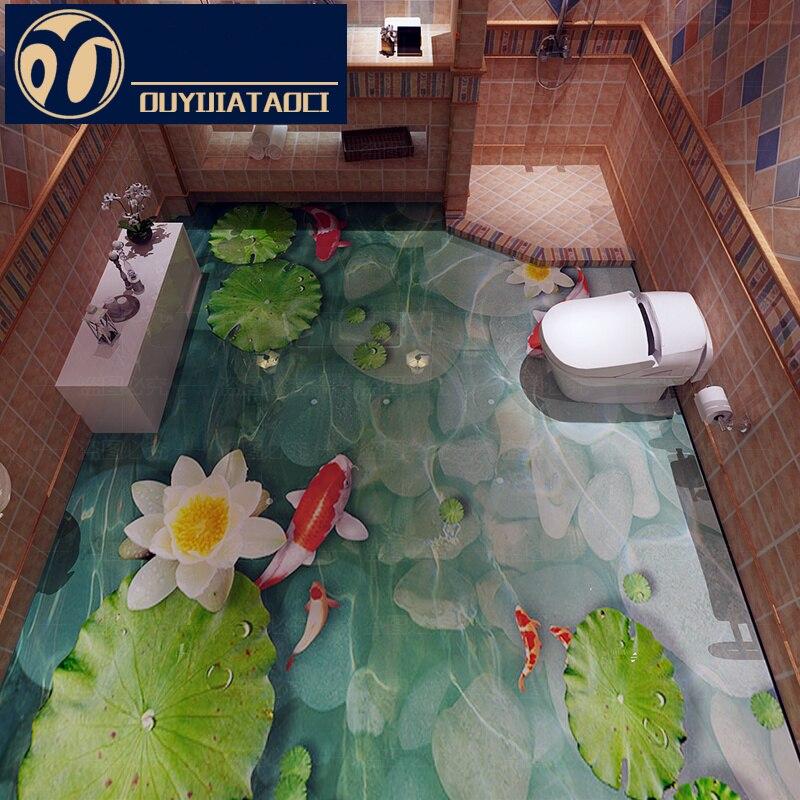 Dubai design High grade Art 3D floor tile porcelain 3d tile textures ...