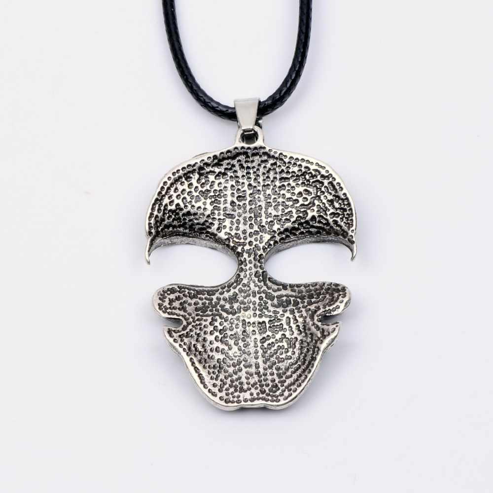 aa57a9c58 ... Ta Moko Maori Mask Necklace Pendant Tribal Tattoo Kirituhi New Zealand  Gift for Men Women Travelers ...