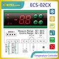 Цифровой регулятор температуры для холодильных приборов и холодильных комнат  с контролем размораживания и креплением передней панели