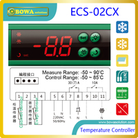 Microcomputer Temperature Controller For Commerce Refrigertion Equipment Replacing Dixell Or Carel