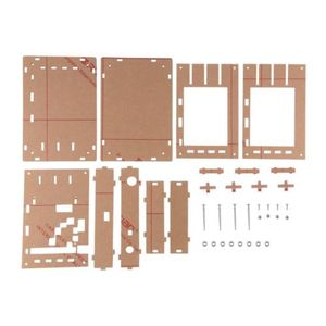 """Image 2 - New Clear Acrylic Case Box Shell for DSO138 2.4"""" TFT Digital Oscilloscope"""