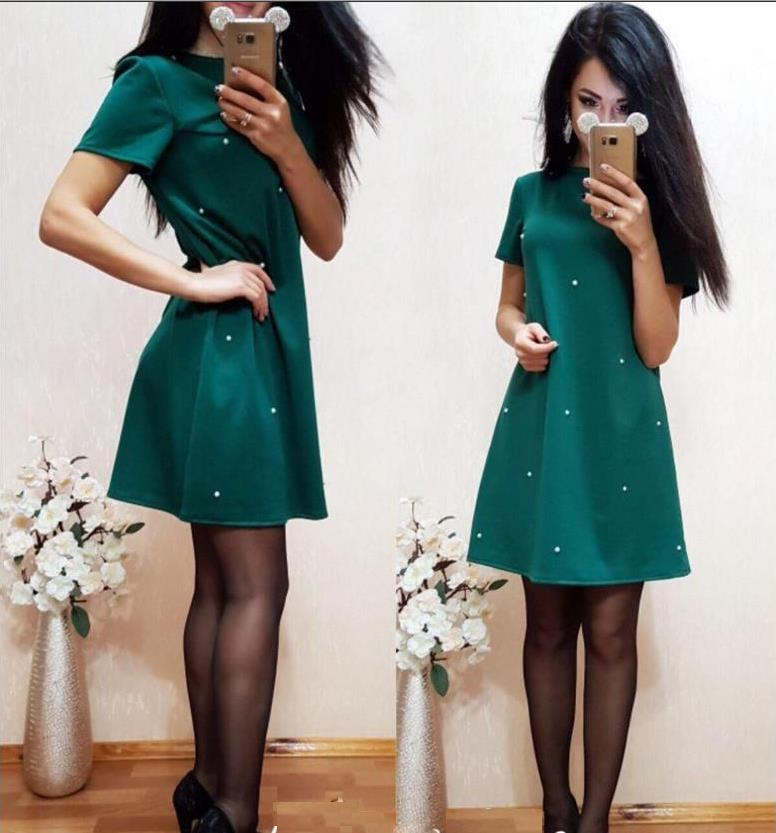 Женское платье 2017 /xl XXL