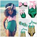 New Baby Girls Little Mermaid Bikini Suit Swimmable Swimming Costume2016 New Baby Little Mermaid Swimming Costume Wholesale