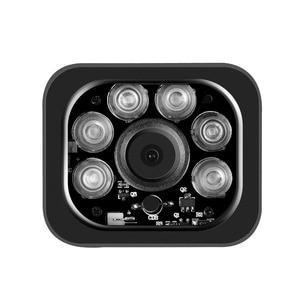 Image 3 - BESDER H.265 مراقبة IP كاميرا 15FPS 5MP/3MP/2MP مقاوم للماء في الهواء الطلق كاميرا تلفزيونات الدوائر المغلقة مع 6 قطعة صفيف الأشعة تحت الحمراء LED ONVIF تنبيه البريد الإلكتروني