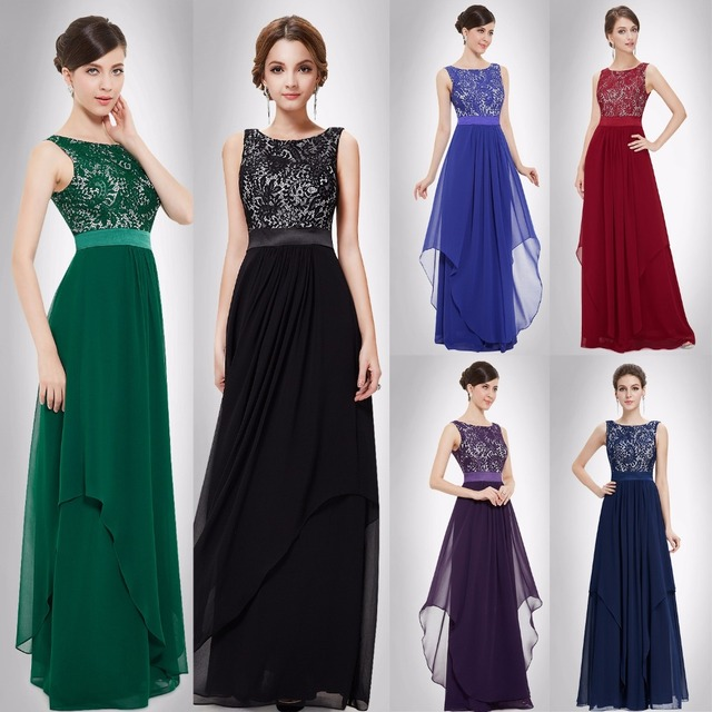 Pretty Women's Evening Holiday Dresses