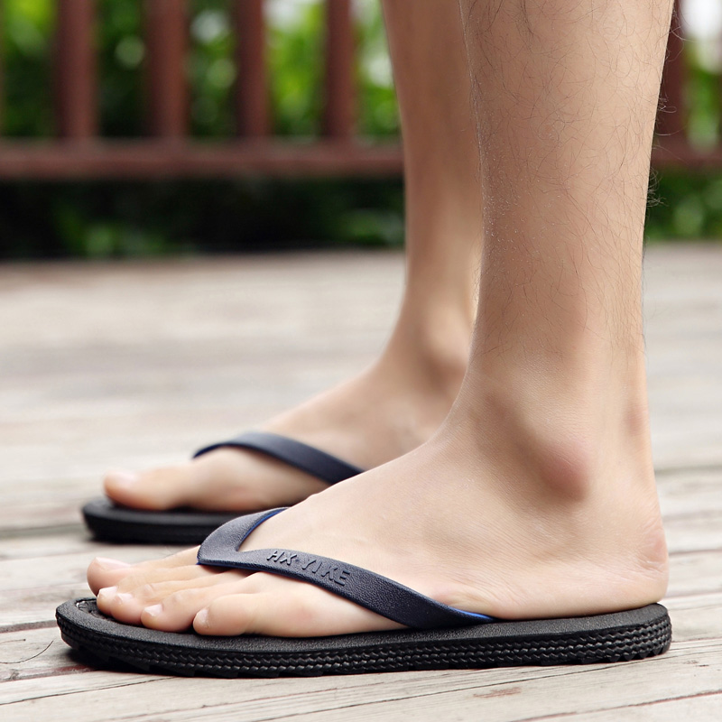 2018 Neue Ankunft Mode Nähen Paisley Männer Flip-flops Casual Flache Sandalen Sommer Im Freien Hausschuhe Strand Schuhe Hohe Qualität Starker Widerstand Gegen Hitze Und Starkes Tragen