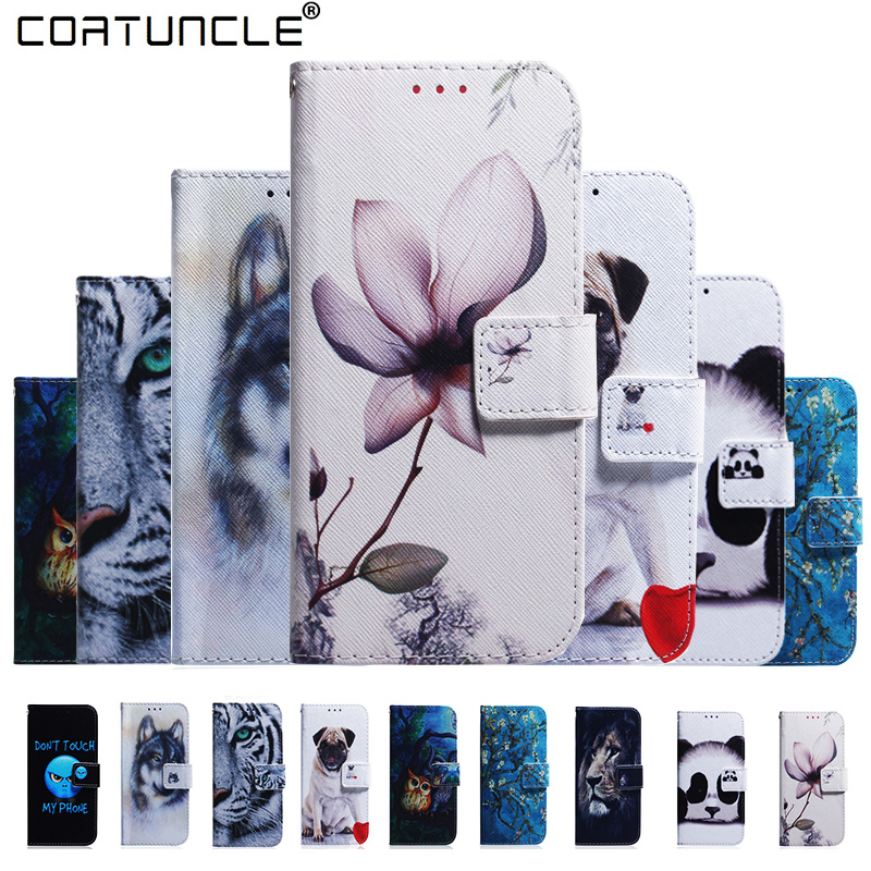 Phone Cases For Fundas Motorola Moto G7 Plus Case For coque Moto G7 Power Case For Moto G7 Play Cover Wallet Flip Leather Case