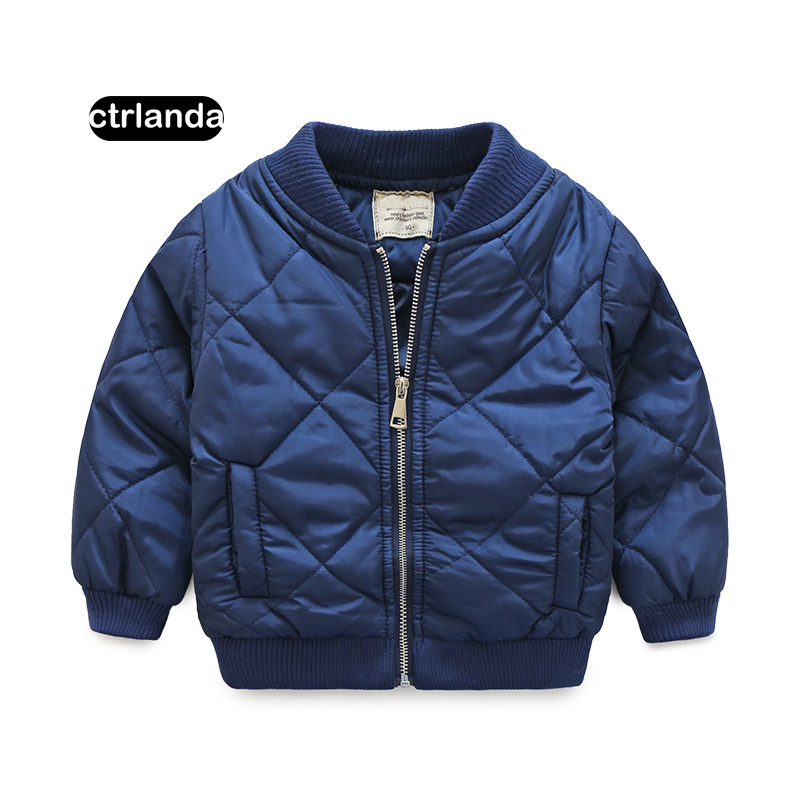 8bc25dcba38f children casual jacket coat kids windproof warm cotton Outerwear ...