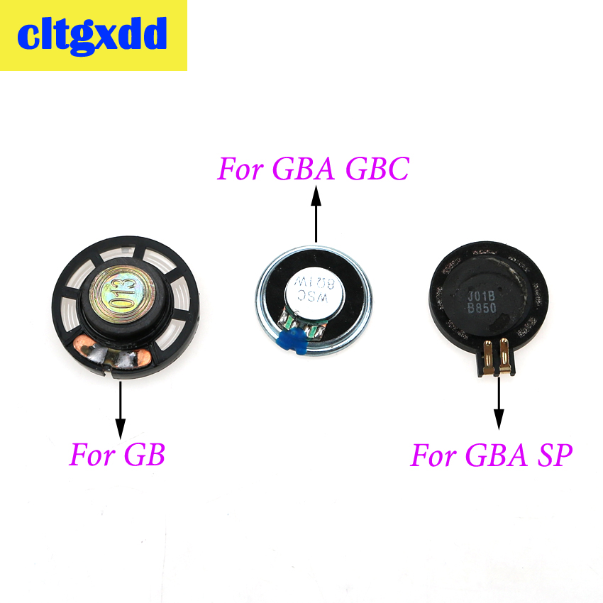 Cltgxdd For Nintendo For Game Boy Color Advance Speaker For GBA GB GBC GBA SP Replacement Speaker Parts