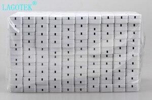 Image 5 - Livraison gratuite 100 pièces fibre optique couverture fil protection thermorétractable tube fusion épisseuse étui de protection boîte