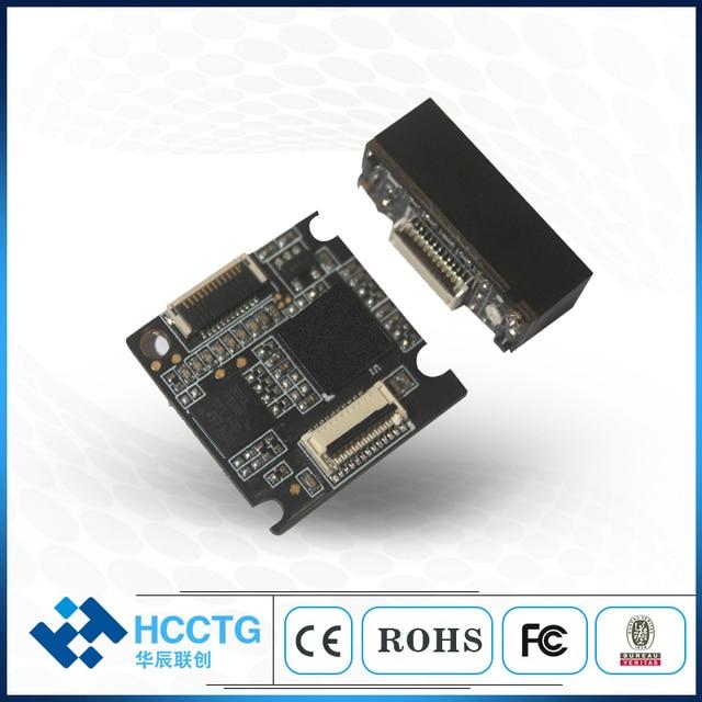 Factory RS232 UART USB Cheap 1D 2D QR Code Reader Barcode Scanner Engine HS  7301M