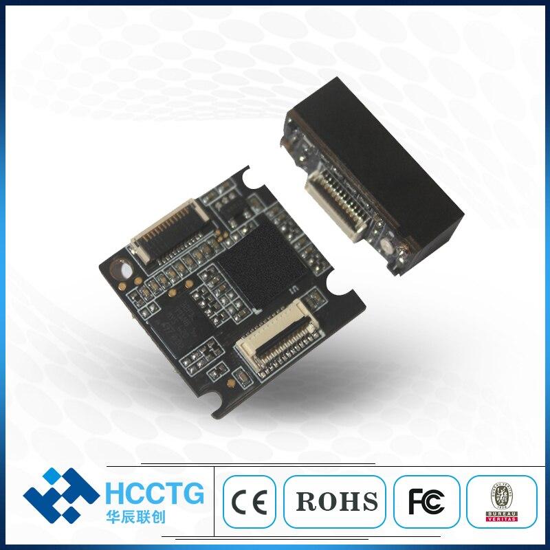 Usine RS232 UART USB Pas Cher 1D 2D QR Code Lecteur de Code À Barres Scanner Moteur HS-7301M