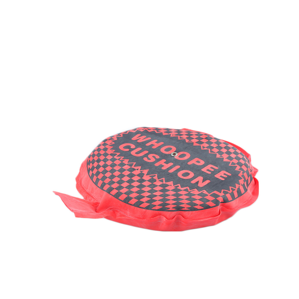Excellent Quality Self Inflating Whoopee Cushion Fart Sound  Best PV