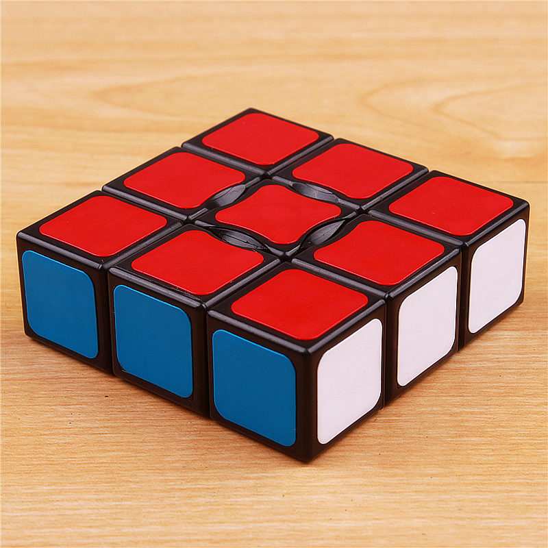 Yj 1x3x3 Floppy Magic Cube Professional Puzzles Magic Square Anti Stress Toys Speed Magico Cubo 133 For Children