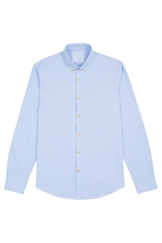 1 New arrving  high quality 100% Cotton mens bespoke mens pin collar shirt   (6)