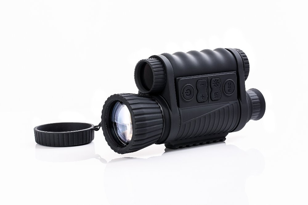 Digital Night Vision Monocular IR Wildlife 6x50mm 5MP HD Camera Hunting Infrared 850NM Night Vision Telescope