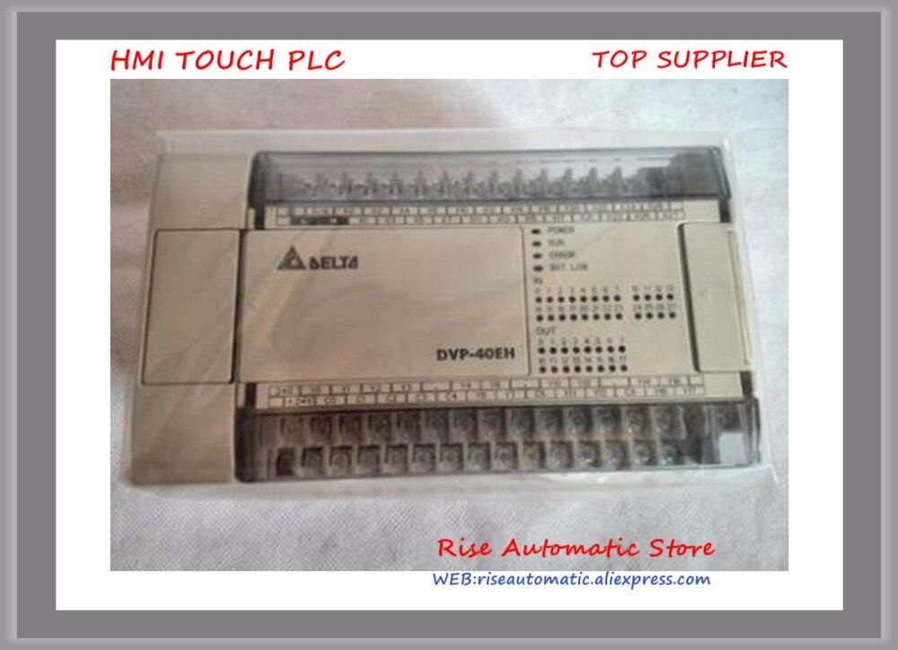 Original PLC EH3 series Module DI 40 DO 40 Transistor output DVP80EH00R3 DVP80EH00T3 100-240VACOriginal PLC EH3 series Module DI 40 DO 40 Transistor output DVP80EH00R3 DVP80EH00T3 100-240VAC