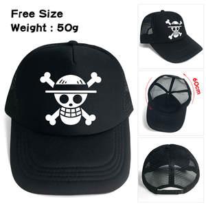 f9933656df8 Baokeman One Piece Anime Luffy Men Women Cap Hat Cosplay