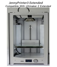 2018 Newest Assembled JennyPrinter3 Extended Compatible With Ultimaker 2 UM2+  Extended Auto Leveling 3D Printer