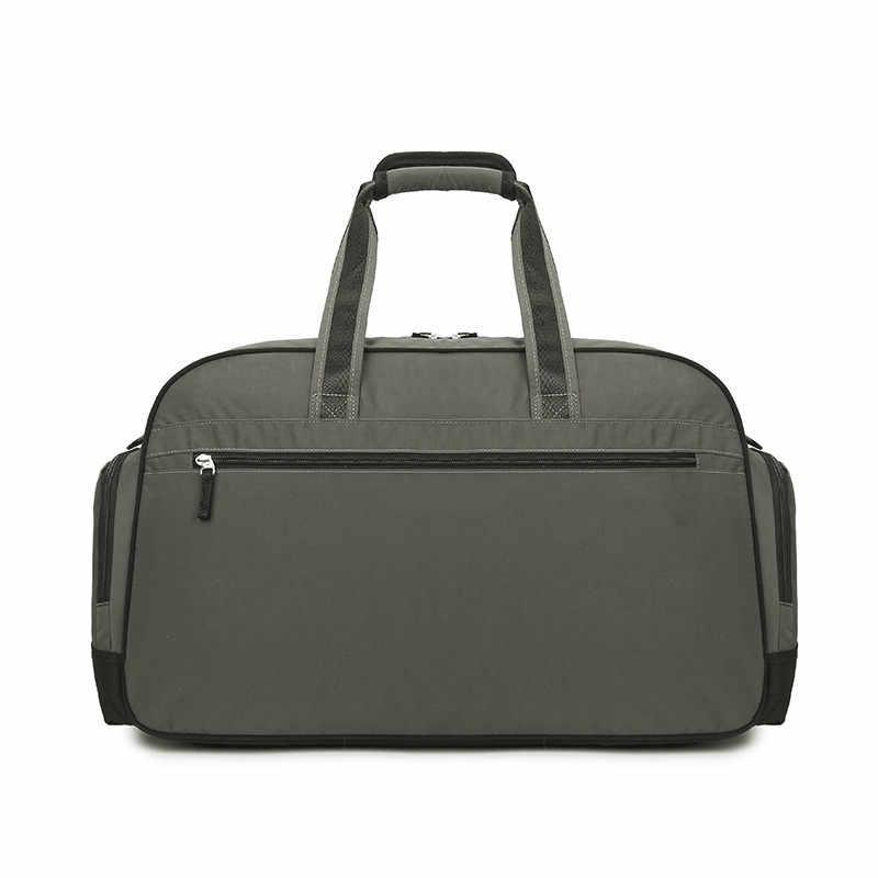 797119b82215 ... 2019 мужские дорожные сумки Черный Синий Мужская сумка через плечо дорожная  сумка переносные мужские сумки Большие ...