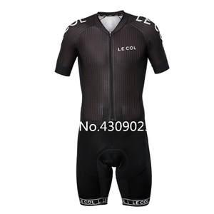 WIGGINS Triathlon sport custom LE COL cycling jersey Sexy maillot ciclismo  hombre ba8c03966