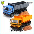 Mr.Froger 1:50 Truck Tip Lorry Tilting Cart Tipper skip Car Tippe Crawler Excavator Metal Small Alloy Model Construction Toys