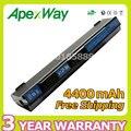 Apexway s6 celular bateria do portátil para acer aspire one 531 751 751 h ZG8 ZA3 UM09A71 UM09B71 UM09B7C UM09B7D UM09B73 UM09B31 UM09B34