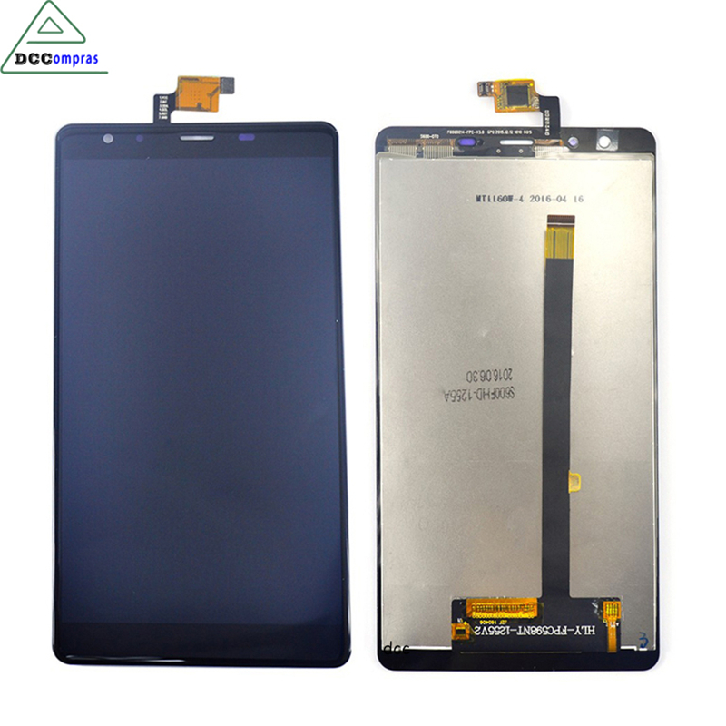 For LEAGOO Shark 1 LCD Display Touch Screen 100 Original Screen Digitizer Assembly Replacement For LEAGOO