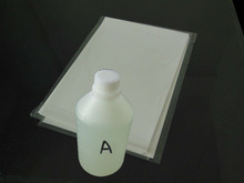 цена на 500ml Hydrographic Activator  A + 10pcs A4 size blank Water Transfer Printing Film