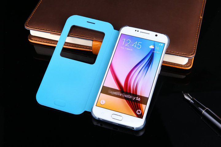 Flip Cover με παράθυρο προβολής Θήκη - Ανταλλακτικά και αξεσουάρ κινητών τηλεφώνων - Φωτογραφία 3
