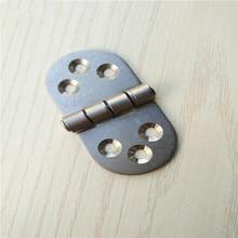 Free shipping Stainless steel 304, ship door and window, hinge equipment, cabinet door, no rust, butterfly hinge