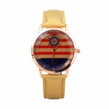 Dropshipping 2017 NEW Arrival Fashion Casual font b Women b font Retro Digital Dial Leather Band