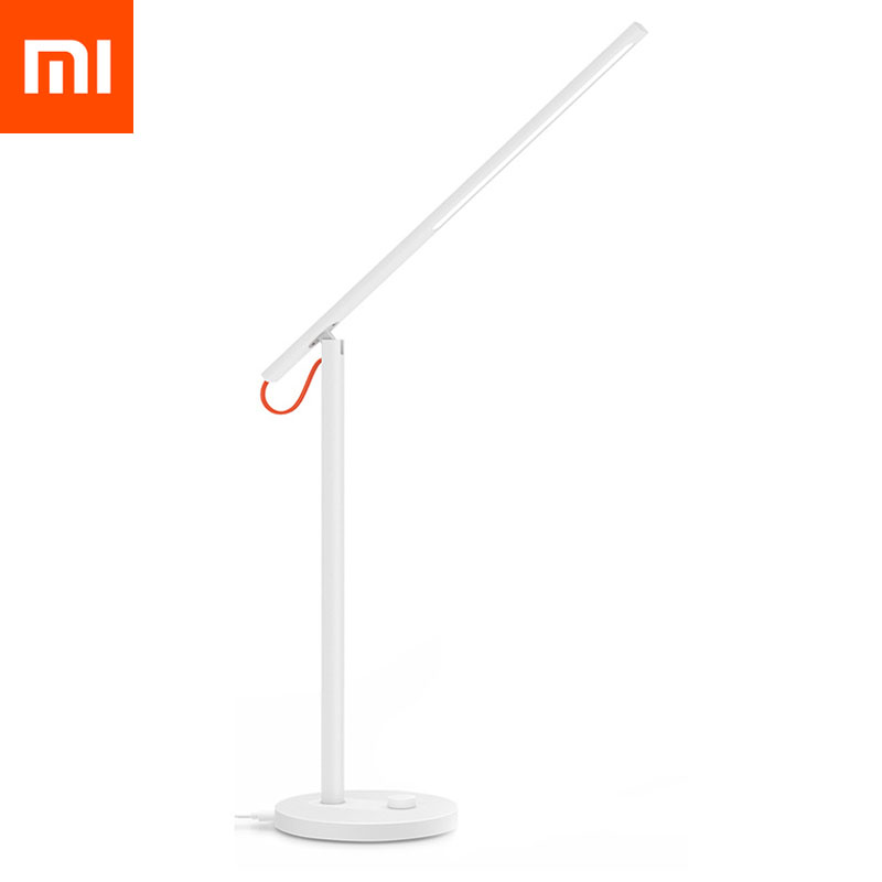 Original Xiaomi Remote Control Mijia Desk Lamp LED Smart Table Lamps Desklight Xiaomi DeskLamp Led Light Lamps Phone App original xiaomi mijia led desk lamp smart table lamps desklight support mobile phone app control 4 lighting modes reading led