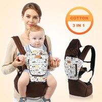 DIGUMI Alta Qualidade Baby Carrier/Infantil Mochila Transportadora Criança Do Miúdo Transporte Sling Filme/Suspensórios Bebê/Cuidados Com o Bebê 0-36months