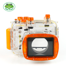 For Nikon P7000 18-55mm Camera Waterproof Case Underwater 40m Diving Photography Water Housing Sport Protect Transparent Cover dental materials tooth adult dental teeth model natomiacl tooth adult teeth model 2 times crown dental model gasen den035