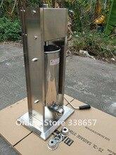 5L 상업 스페인어 churrera churro 메이커 필러 churros 기계 장비 만들기