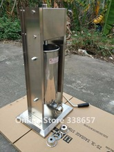 Appareil de remplissage pour churros, 5L, machine commerciale espagnole, équipement pour fabriquer des churros