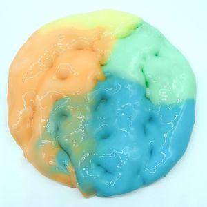 Image 4 - 60ml/100ml Blasen Bubbles Wolken Schlamm Wolke Schleim Kitt Duftenden Kinder Schaum Ton Schleim Spielzeug