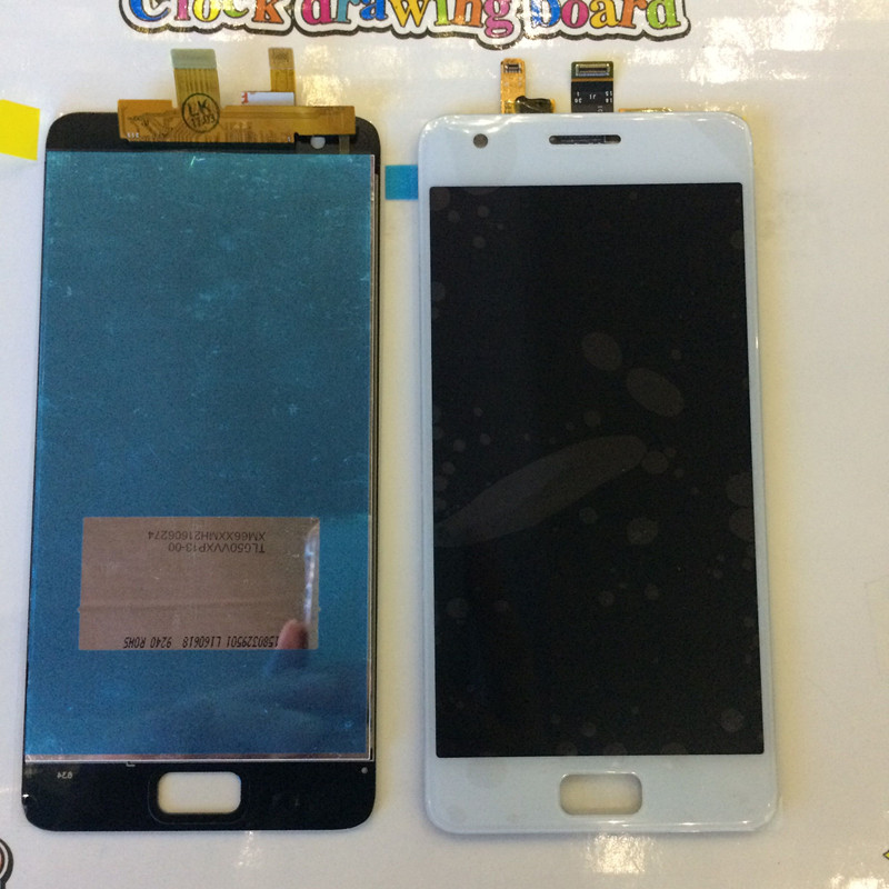 BestNull Mobile Phone LCD Display + Touch Screen Digitizer Assembly For Lenovo ZUK Z2 Free Shipping+Track Number