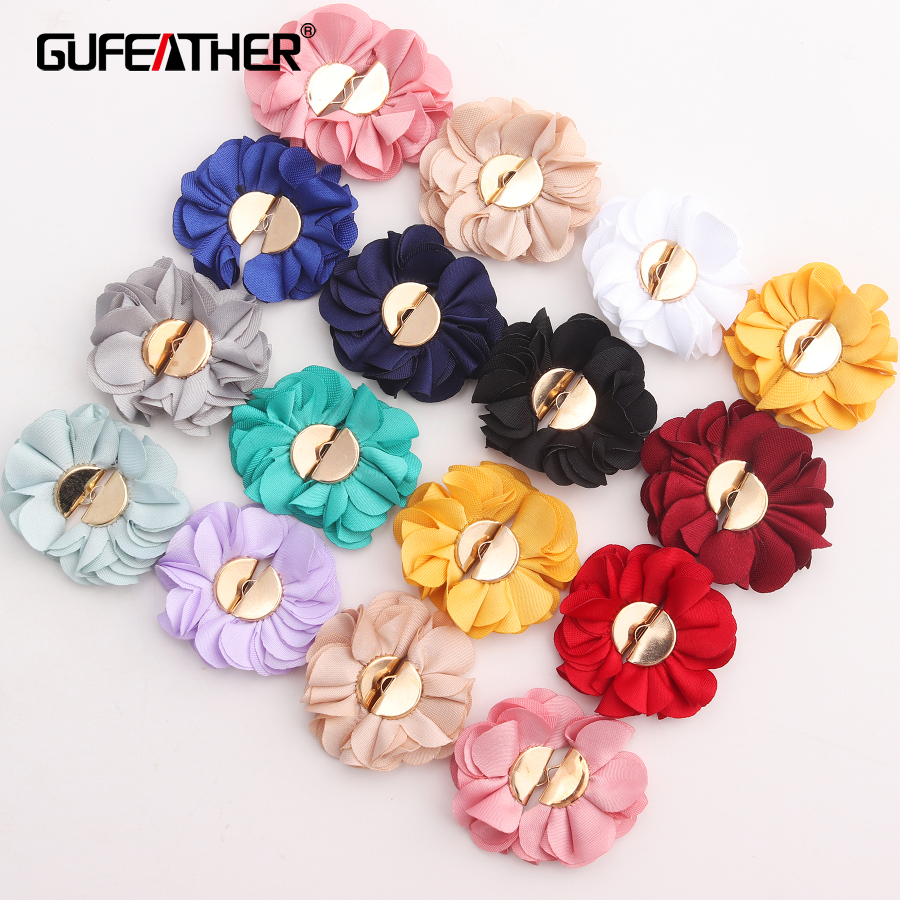 GUFEATHER F130,jewelry Making,earring Accessories,charms,jewelry Findings,flower Jewelry Decoration,diy Earrings,20pcs/lot