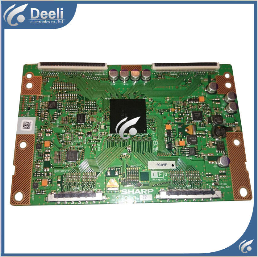 good Working original 90% new used for 4323TPZT 4323TPZZ 4323TPZA RUNTK4323TP ZZ Logic board original tcl 48e5000 logic board 90 days warranty