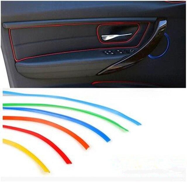 5 m inbouwen accessoires auto decoratie Voor Peugeot 107 207 307 307 ...