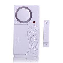 433MHz Wireless Window Door Magnetic Sensor Detector Door Window Motion Burglar Entry Alarm Home Wireless Security Alarm System