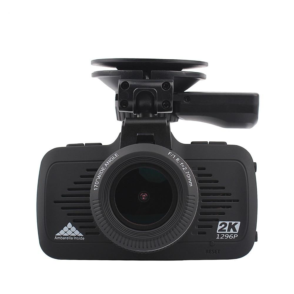 SALE 2.7 Ambarella A7 Car Camera HD 2K Car DVR Video Recorder 170 Degree Dash Cam G-sensor WDR LDWS With GPS Tracker logger автомобильный видеорегистратор anytek at66a 2 7 hd g wdr gps novatek96650 dashcam dvr gps