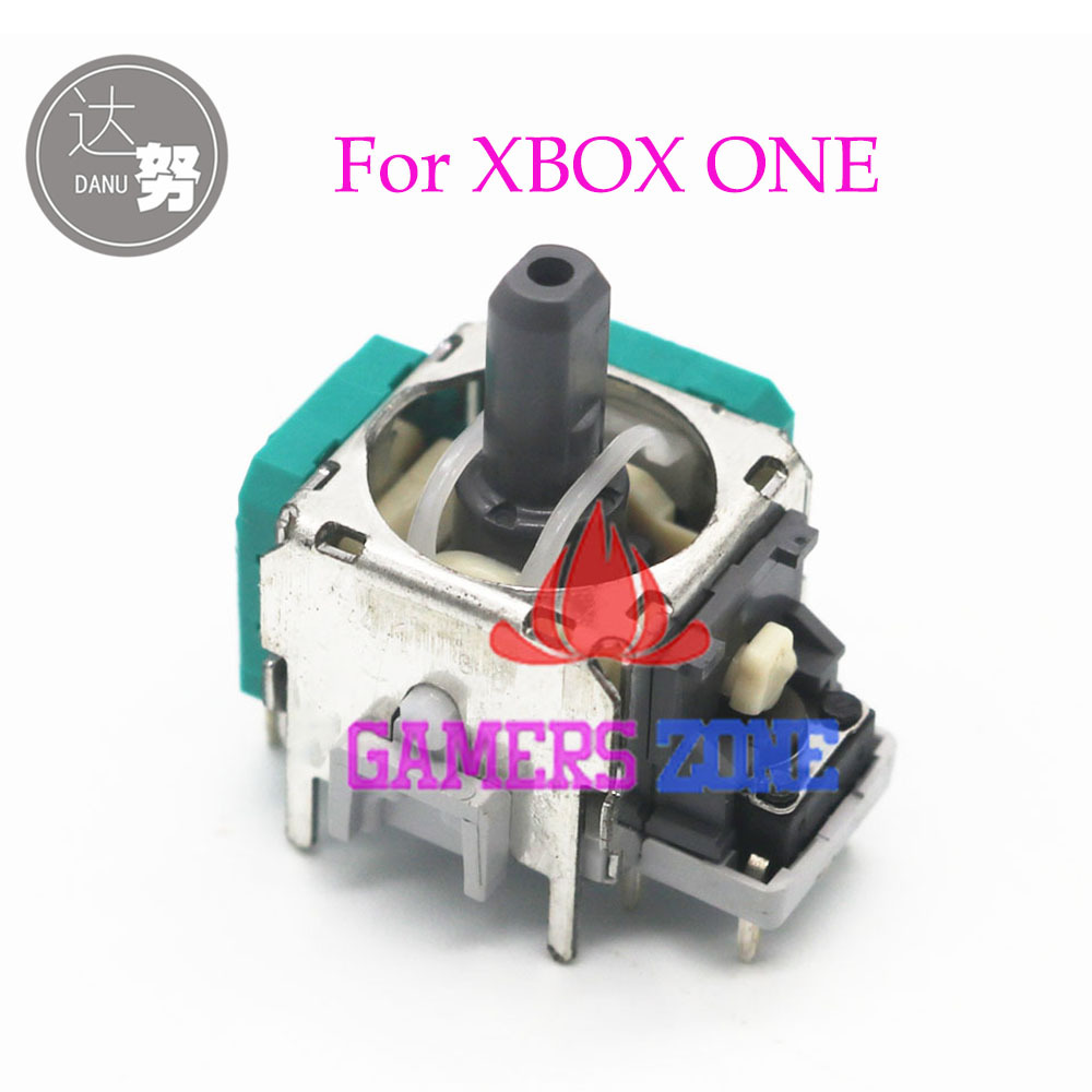 60pcs Original For XBOXONE 3D Joystick Analog Analogue Thumbstick Sensor For XBOX ONE Controller Analog Stick